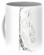 Sax Girl Coffee Mug