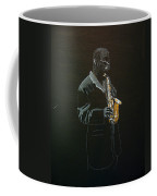 Sax Player Coffee Mug