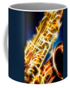 Saxophone 2 Coffee Mug