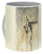 Saxophone A Series Of Works  Coffee Mug