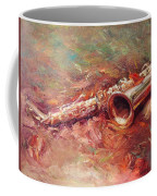 Saxophone Coffee Mug