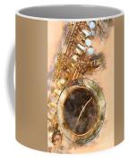 Saxy Sax Coffee Mug