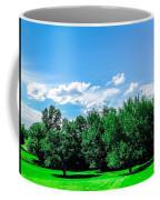 Saying Good Bye To Spring Coffee Mug