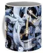 Scaffold Clamps Coffee Mug