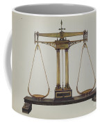 Scales For Weighing Gold Coffee Mug