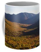 Scar Ridge Autumn Coffee Mug