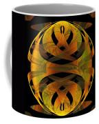 Scarab Coffee Mug by Amanda Moore