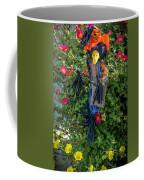 Scare Bird Coffee Mug