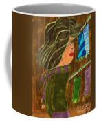 Scarf Rack Coffee Mug