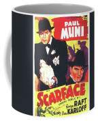 Scarface 1932 French Revival Unknown Date Coffee Mug