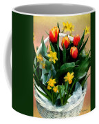 Scarlet And Gold Coffee Mug
