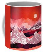 Scarlet Glow Coffee Mug