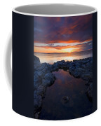 Scarlet Pools Coffee Mug