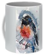 Scarlet Robin Coffee Mug