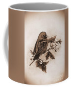 Scarlet Tanager - Tint Coffee Mug