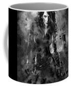 Scarlett Johansson Black Widow Coffee Mug