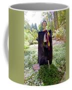 Scarry Potter Scarecrow At Cheekwood Botanical Gardens Coffee Mug