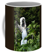 Scary Scarecrow Coffee Mug