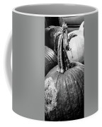 Scary Stem Pumpkin Coffee Mug