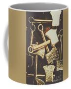 Scattering Axes Coffee Mug