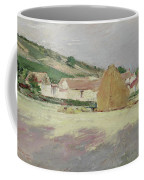 Scene At Giverny, 1890 Coffee Mug