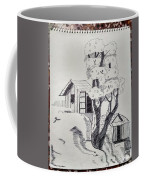 Scene Behind Rural Coffee Mug