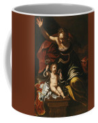Scene From The Childhood Of Hercules Coffee Mug