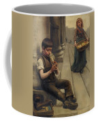 Scene From The Street Coffee Mug