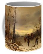 Scene From The Thirty Years War Coffee Mug