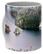 Scene Over Diablo Lake Coffee Mug