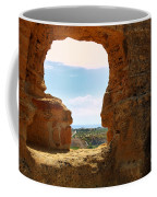 Scene Through Antiquity Coffee Mug