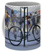 Scene Through The Gate Coffee Mug