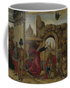 Scenes From The Life Of Saint Vincent Ferrer Coffee Mug