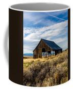 Scenic Barn Coffee Mug