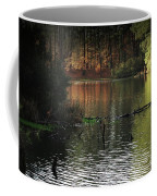 Scenic Elder Lake Coffee Mug