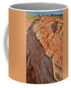Scenic Sandstone In Valley Of Fire Coffee Mug