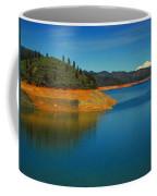 Scenic Shasta Lake Coffee Mug