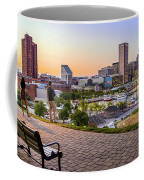 Scenic View From Federal Hill Coffee Mug