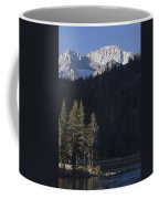 Scenic View Of Mount Abbot 13701 Ft Coffee Mug