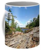 Scenic Wreck Island Coffee Mug