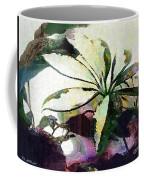 Schefflera Avant Garde Coffee Mug