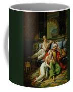 Scheherazade Coffee Mug by Paul Emile Detouche
