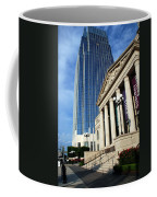 Schermerhorn Symphony Center Nashville Coffee Mug by Susanne Van Hulst