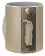 Scheveningen Woman The Hague, November - December 1881 Vincent Van Gogh 1853  189 Coffee Mug