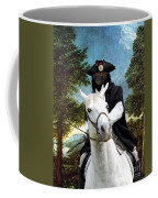 Schipperke Art Canvas Print - The Danube Valley Near Regensburg Coffee Mug