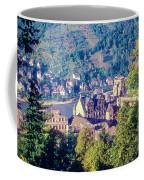 Schloss Heidelberg Coffee Mug