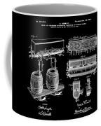 Schmidts Of Philadelphia Cold Beer Tap In Black Coffee Mug
