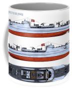 Schnellboot S100 Coffee Mug