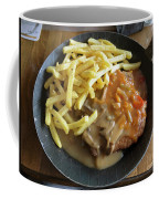 Schnitzel With Two Sauces Coffee Mug