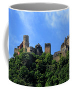 Schoenburg Castle Oberwesel Germany Coffee Mug